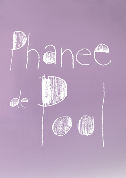 Phanee de Pool - Logo