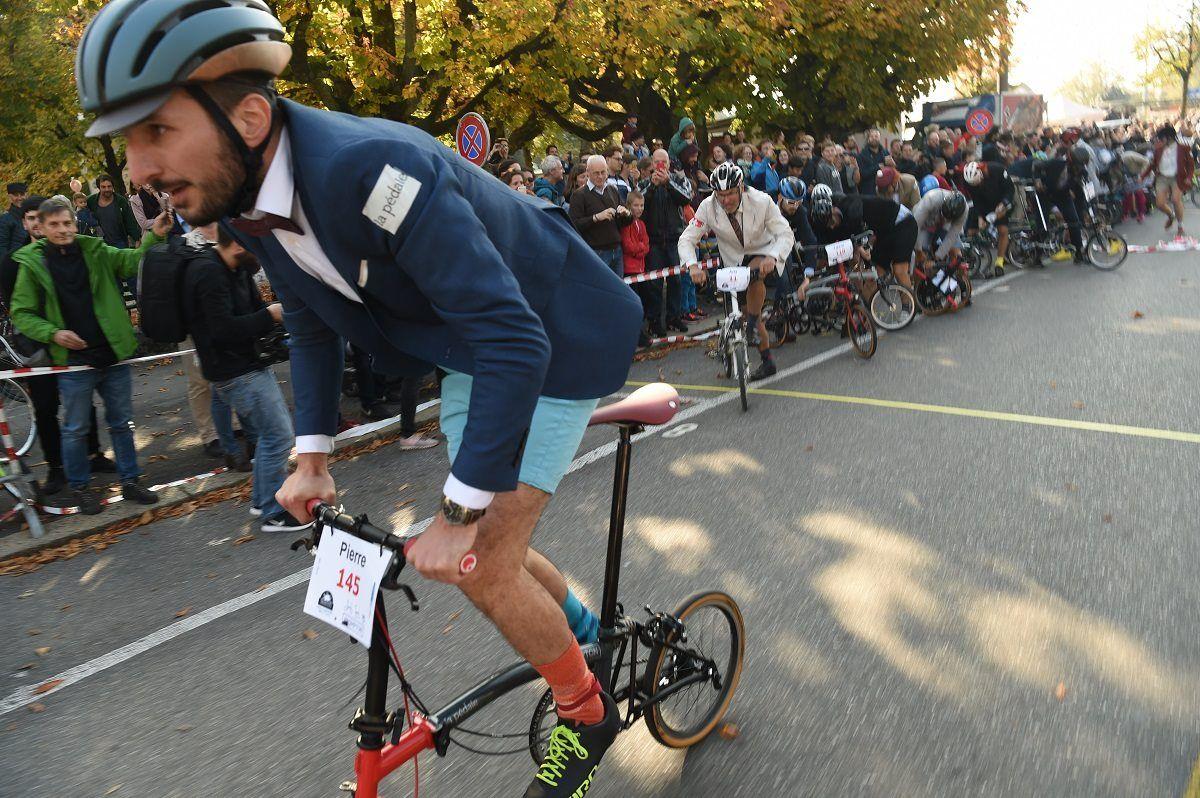 pierre-dormal-la-pedale-brompton-race